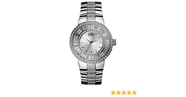 Amazon.com: Marc Ecko Mens E15026G1 Silver Stainless Steel Watch: Watches