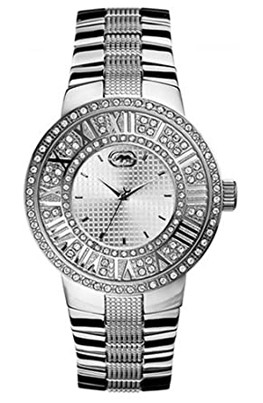 Marc Ecko Mens E15026G1 Silver Stainless Steel Watch