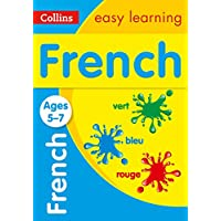French Ages 5-7: Prepare for School with Easy Home Learning