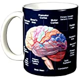 Brain 11 oz. Ceramic Coffee Mug