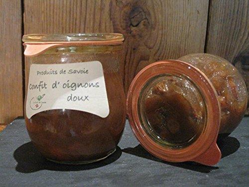 Zoete Ui Chutney – Confit d'Oignons uit Franse Alpen – 200g