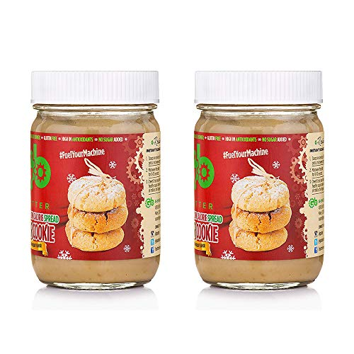 G Butter High Protein Low Calorie Spread - Sugar Cookie (2 Pack) ()