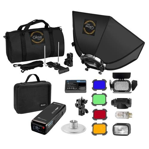 Flashpoint eVOLV 200 TTL Pocket Flash - Black Friday 2017 Exclusive Kit by Flashpoint