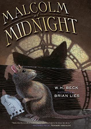 book cover of Malcolm At Midnight