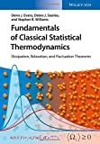 Fundamentals of Classical Statistical Thermodynamics 1st Edition