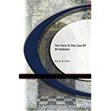 By Edgar Allan Poe The Facts in the Case of M. Valdemar [Paperback]