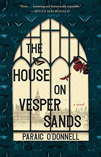 Book Cover: The House on Vesper Sands