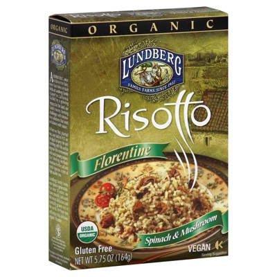 Lundberg Organic Gluten Free Risotto - Florentine - 5.75 oz