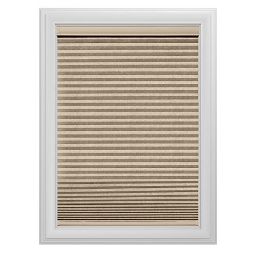 Bali Blinds Bali Essentials Cut-to-Measure Blackout 3/8