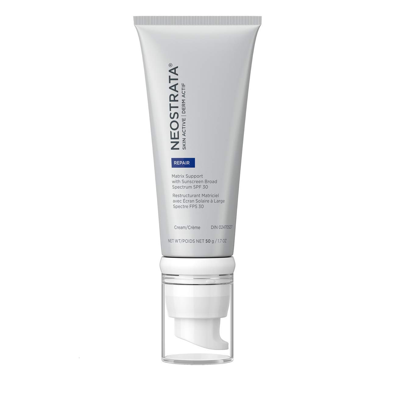 NEOSTRATA SKIN ACTIVE Repair Matrix Support with Sunscreen Broad Spectrum SPF 30, 1.7 ounce