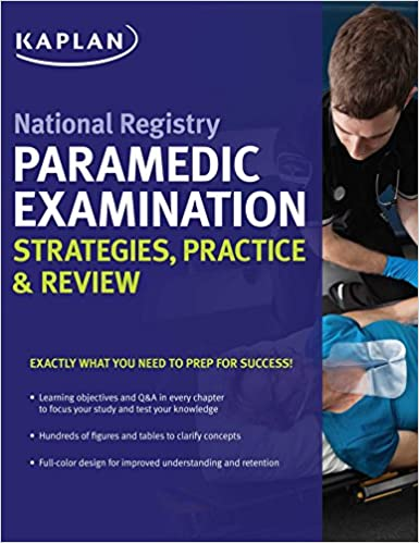 Read e-book national registry paramedic examination strategies, pract….
