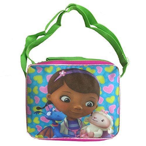 Doc Mcstuffins Lunch Box (Disney Doc Mcstuffins Insulated Lunch Bag/)