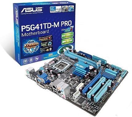 Asus P5G41TD-M Pro Realtek Audio Windows Vista 64-BIT