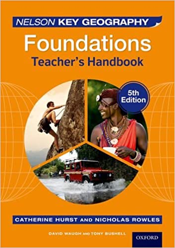Book Nelson Key Geography Foundations Teacher's Handbook (Key Geography 5th Edition)