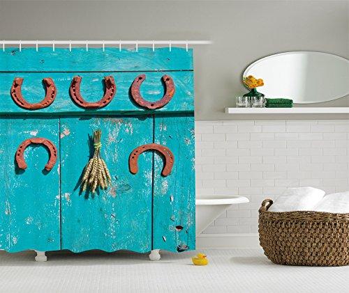 Turquoise Brown Bathroom Accessories Amazon Com