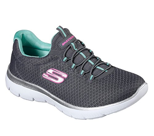 Green Carbón Sport Gris Summits Charcoal Women'sDynamight Skechers C 6 D Verde Mujer Para US RzYwg1gSq