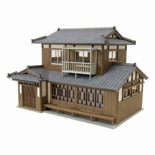 1150-diorama-series-Minka-C-MP03-85-Paper-Craft-japan-import