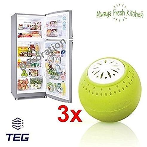 TEG40 - 3er Pack - GERUCHSNEUTRALISIERER - KEINE CHEMIE ...