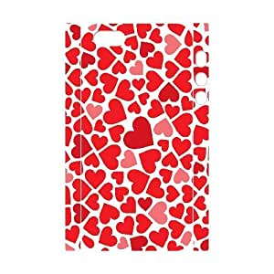 Love Pink Phone Case For iPhone 5,5S [Pattern-1]
