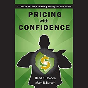 Pricing with Confidence Audiobook