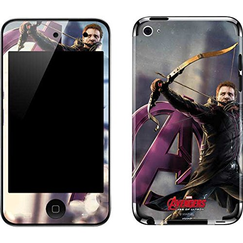 Marvel Avengers iPod Touch (4th Gen) Skin - Hawkeye Takes Aim Vinyl Decal Skin For Your iPod Touch (4th Gen)