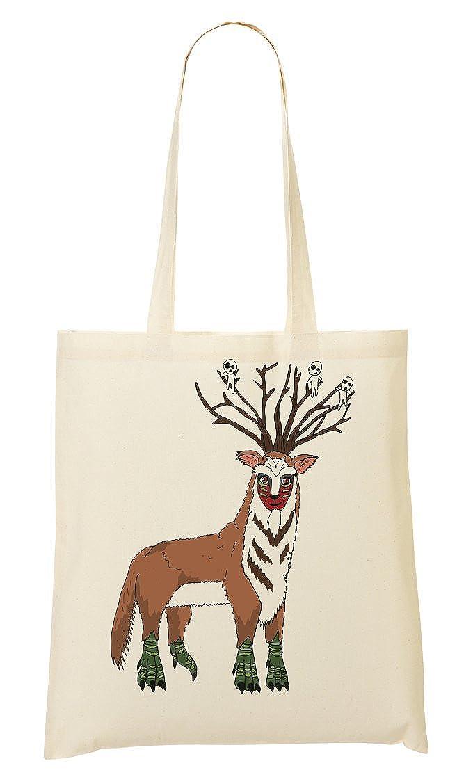 Spirit Fourre Cp Tout À Deer Sac Forest Princess Provisions Mononoke VSUqzMp
