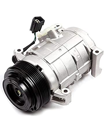 ECCPP A/C Compressor with Clutch fit for 2007-2012 Buick Enclave Chevrolet GMC