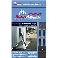 Ready America 4521 Universal Flat Screen Safety Straps