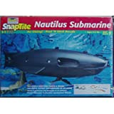 Revell 20,000 LEAGUES UNDER THE SEA NAUTILUS SUBMARINE Model Kit