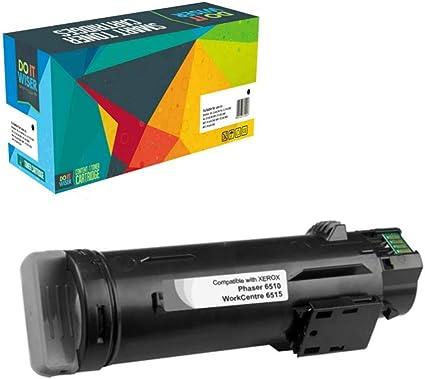 WorkCentre 6515 6515V//N 6515V//DN 6515V//DNI GREENPRINT Cartuchos de T/óner Compatibles de 4 Colores para Xerox Phaser 6510 6510V//N 6510V//DN 6510V//DNI