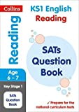 KS1 Reading SATs Question Book: 2019 tests (Collins KS1 Revision and Practice)