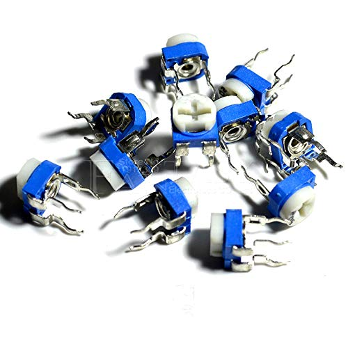 20pcs RM065 RM-065 Trimpot Trimmer Potentiometer Variable Widerstand O* JM
