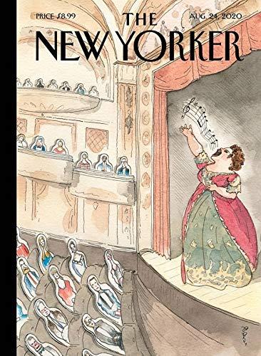 The New Yorker Print Magazine