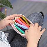 KOKNIT Set of 14 PCS Crochet Hook Set with Case