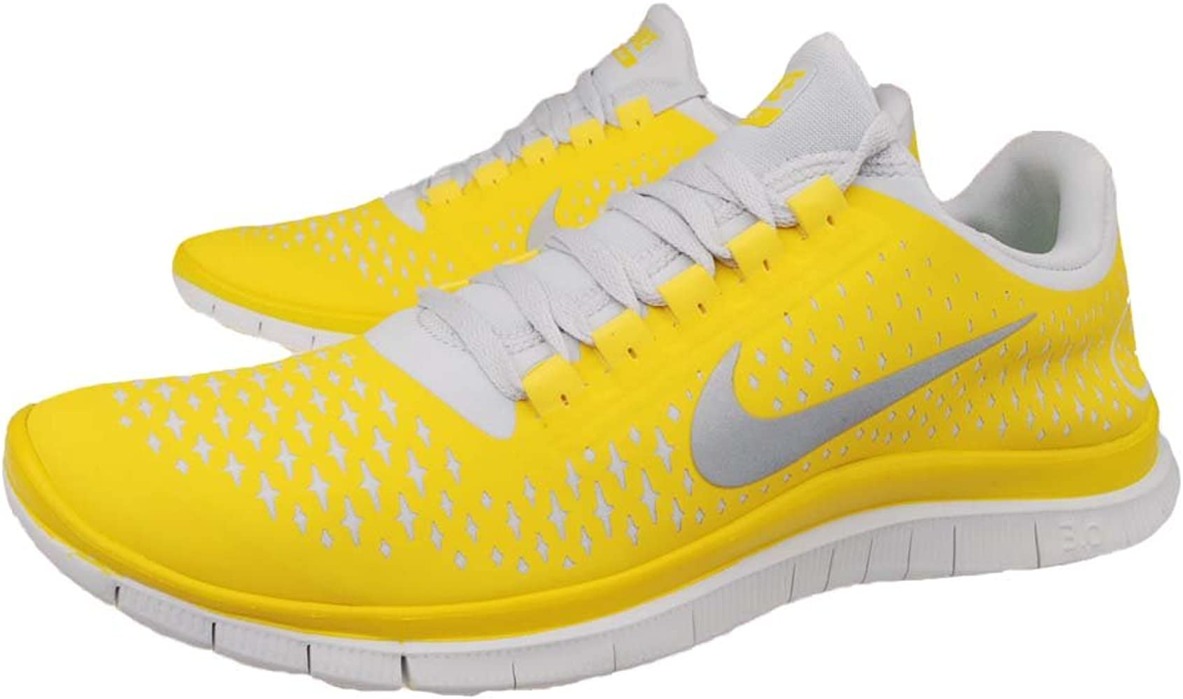 Nike Free 3.0 V4 - Zapatillas de Running, Color Amarillo, Talla ...