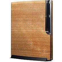 Wood Playstation 3 & PS3 Slim Skin - Natural Wood | Skinit Patterns & Textures Skin