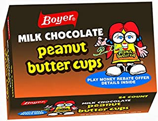 product image for Milk Chocolate Peanut Butter Cups 2 pk - 24 count