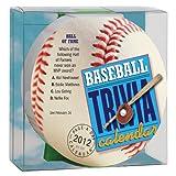 Baseball Trivia 2012 Calendar by