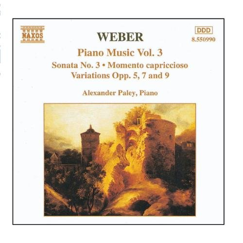 Vol. 3 (Weber Classical Piano)