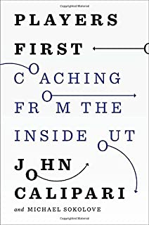 Book Cover: Players First: Coaching from the Inside Out