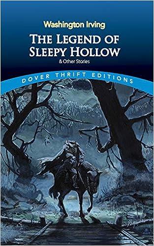 The Legend of Sleepy Hollow and Other Stories Dover Thrift Editions: Amazon.es: Irving, Washington: Libros en idiomas extranjeros