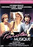 Paroles et musique by CatherineDeneuve