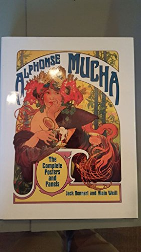 Alphonse Mucha: The Complete Posters and Panels (A Hjert & Hjert book) (English, French and German Edition)