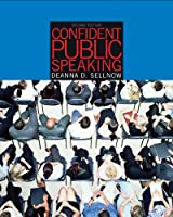 Confident Public Speaking, 2nd Edition Front Cover