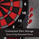Viper 797 Electronic Dartboard, Quick Access To 301
