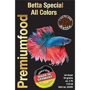 Comida para peces Betta – Betta Special 50g