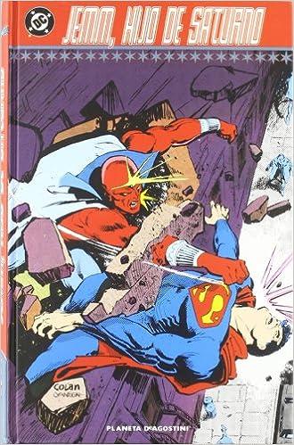 CLASICOS DC: JEMM HIJO SATURNO (DC Cómics)