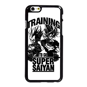 Dragon Ball Z PM69KH2 funda iPhone 6 6S Plus 5.5 pulgadas del teléfono celular caso funda B1AK9J1JN