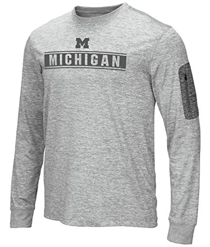 "Colosseum Michigan Wolverines NCAA""Banked"" Men"
