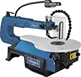 Scheppach SD1600V 240 V 16-Inch Scroll Saw-Blue